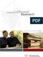 44851809 Educational Research