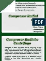 Compresor Radial Listo 2003