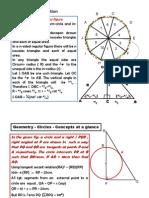 Geometry & Mensuration 3