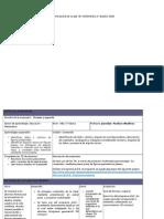 Planificacion de Clase Tic a 2