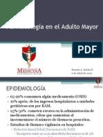 Farmacología Adulto Mayor