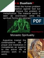 Secular vs Sacred Divide