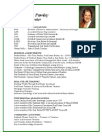 Julie Toon Pawley Resume