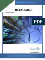 U.S.Economic Calendar 11-06-2012