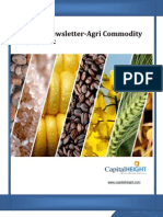 Weekly Newsletter AgriCommodity 11-06-2012