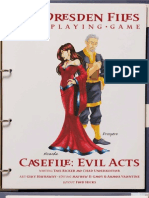 DFRPG Casefile - Evil Acts