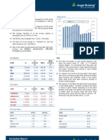 Derivatives Report 11 JUNE 2012