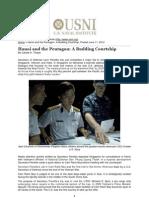 Thayer Hanoi and the Pentagon