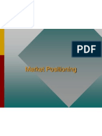 5 Market Positioning