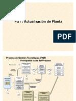 3gt-Actualizacion de Planta