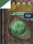 d20 Modern - Gamma World - Machines & Mutants