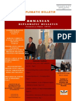 Romanian Diplomatic Bulletin No.3