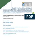 """Attività di ricerca presso l'Università degli Studi di Urbino """"Carlo Bo"""" relative all'anno 2011."""