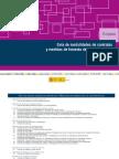 Guía de modalidades de CONTRATO [SEPE_Junio 2012]
