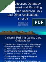 Health Data Managment System