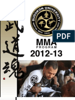 Budokon.mma.Program 2012 13