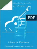 Oscar Herrero-Guitarra Flamenca Paso A Paso Vol 9 Acompañamiento al cante por Alegías