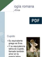 Mitología romana- Cupido. Elena Quilon 4ºC