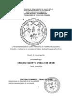 Tema de Investigacion de Tesis_interdependencia Carlos Ovalle Usac2012