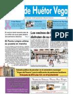 La Voz de Huétor Vega - junio 2012