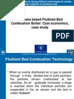Fluidized Bed Boiler