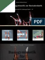 Von Der Basisgymnastik Zur Basisakrobatik