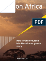 African Growth Story