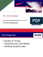 itil v3 foundation course ebook itil information security