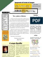 Boletim Biblioteca Junho (3º)