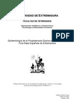 Piroplasmosis PRE Extremadura
