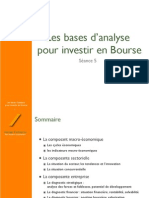 La Bourse- Séance 5