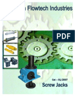 Simranflowtech Catalogue Screw Jack Detailed