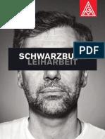 Schwarzbuch Leiharbeit IG Metall