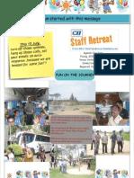 CII Staff Retreat