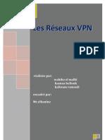 Les Réseaux VPN