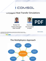 Conjugate Heat Transfer Webinar 2012 March28