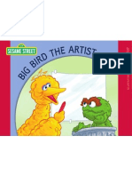 Big Bird the Artist