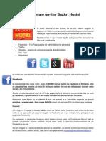 Promovarea on-Line Pe Social Media