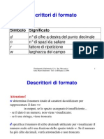 Fortran Format
