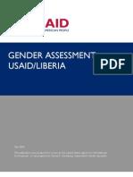 Liberia Gender Assessment 508