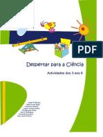 44681613 Brochura Despertar Para as Ciencias Dos 3 Aos 5