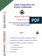 Presentación  Nanocomposites