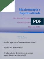 Musicoterapia e Espiritualidade