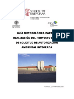 Guía Autorización Ambiental Integrada