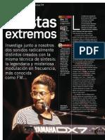 FM118.Haz Mejor Musica Solistas Extremos