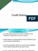 Credit Rating -6
