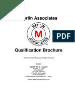 MA Qualifications