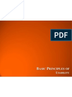 Principles of Usability by Website Design Company- CBIL360