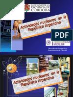 HUGO MARTIN ATOMICA CORDOBA FERIArock CORDOBA ACTIVIDADES NUCLEARES ARGENTINAS