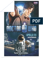 Doctor Who_ Apollo 23 - Justin Richards